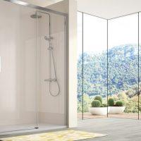 Installer une porte de douche les étapes à suivre