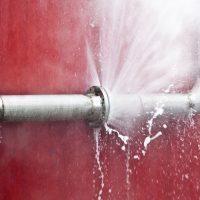 Quel produit pour colmater une fuite d'eau